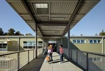 School Design / Photos from elementary and high school design projects done by Gould Evans architecture firm.