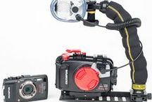 Compact Systems - Underwater Photography / Underwater housings, and lighting packages of products for Compact Cameras from Optical Ocean Sales. #underwaterphotography #underwatervideo #scuba #diving