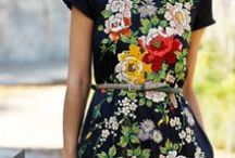 Embroidery in Fashion