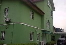 Greenland Suites / 4 Canal View, off Ibiyemi Street Off Osolo Way Ajao Estate  Off Airport Lagos