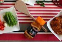 Idées recettes Sauce Basque Sakari / En panne d'idée pour utiliser notre sauce basque Sakari, vous trouverez dans ce tableaux une multitude de recette : classique, original, douce, épicée ... il y en a pour tous les goûts !!