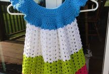 Crochet clothing / by Lisa Wright