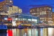 Boston's Seaport / Located at 200 Seaport Blvd. Boston, Ma 02210.  We are surrounded by restaurants, great hotels, and plenty of activities! www.baystatecruisecompany.com