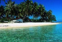 Beautiful beaches / Beach & Ocean