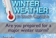 Severe Winter Weather in South Carolina / Interesting facts and useful information about severe winter storms in the Palmetto State.