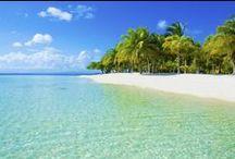 Mooie stranden ter wereld