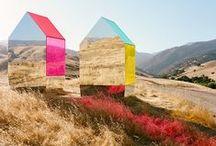 instalaciones // color / 3D atmósferas de color