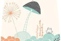 illustration&pattern
