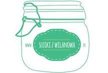 SŁOIKI z WILANOWA dla JULKA / Wspieramy Julka Laudańskiego u którego zdiagnozowano Małogłowie, lekooporną Padaczkę Westa i wiele wad Centralnego Układu Nerwowego - taki jeden przypadek na 2 miliony..  Zachęcamy wszystkich mieszkańców Miasteczka Wilanów, Warszawy - cały świat do wzięcia udziału w akcji: Odwiedź Przedszkole nr 420 przy ul. Św. U. Ledóchowskiej 8 w Warszawie w dniu 13 grudnia o godzinie 12:00 i weź udział w Kiermaszu Słoików podarowanych przez znane osobistości :) :) :)