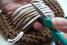 25 tecnicas de crocheti / by m.cristina maida