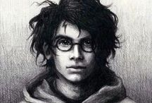 Harry Potter Nerd! / by Mary Doane