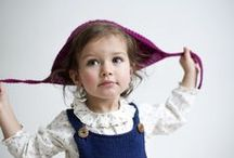 { for kids } / kids dressed as kids / by Ilaria