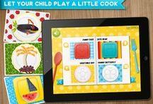 Cute Food / create fun and healthy meals on iPad