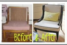 Decorating- Furniture DIY / by D Kuhr