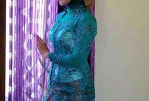 Kebaya  / Always love Kebaya.. Wearing it feel beautiful as always...