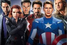 The Avengers (+ others!) / Assemble. / by Kate Hanley