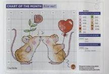 dieren borduren