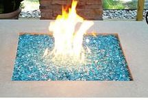 Firepits / by Blossman Gas