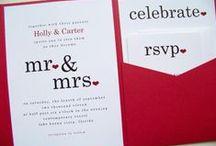 Convites de Casamento Real/Inspiração