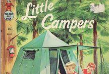 Little Camper's / Retro Vintage