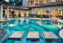 DREAM POOLS / Vacation Rentals, Pools, Summer, Homes