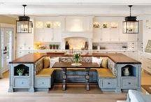 KITCHENS / Interiors, Kitchen, Home Decor, Vacation Rentals