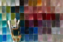 Farbe Raum