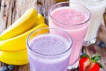 Smoothie Recipes / awesome healthy smoothie options