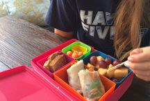 School Lunches / all things you can take to school and are easy to make the night before