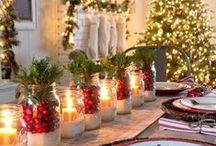 XMas spirit / Inspirations, envies, gourmandises... c'est déjà Noël sur Pinterest avec Version Femina!