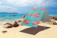 SunShades | UV Sun Shelters / Sun protection never looked so good. Check out FieldCandy's stylish range of UV Sun Shades. Not just a pretty face, these shades offer UPF 50+ protection, blocking out up to 99.7% of the UV rays.