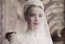 Royal wedding/Bodas reales / Wedding dresses of princesses and queens /Los vestidos de boda de princesas y reinas