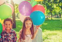 Gartenparty   Kindergeburtstag / Du möchtest deinen nächsten Kindergeburtstag im Garten feiern? Dann lass dich hier inspirieren!