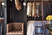 Dream Closet / Idea Board