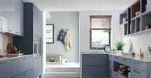 Haddington painted kitchen / The Haddington painted kitchen is available in 28 colours or you can specify a RAL colour and use our colour matching service from Units Online