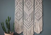 macrame/weaving
