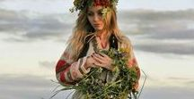 Pagan and Slavic