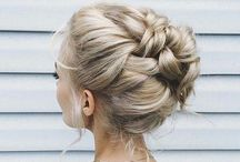 H A I R / Beautiful hairstyles I'd love to try out