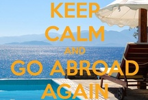 Keep calm and go Abroad Again