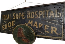 great old signs / by Patricia Martin