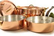 The Power of the Materials, our Pots & Pans // Il Potere dei Materiali, le nostre Pentole e Padelle