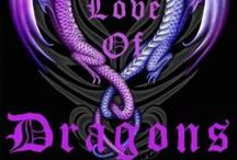 THE MAGIC OF THE DRAGON>>>  LOVE IT<<< / DRAGONS / by ALICE < >