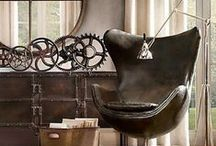 Interior inspirations / by CHRISSIE HARTLE