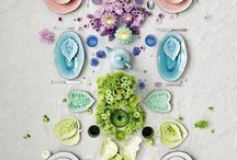 Table setting / Creative table