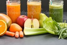 Health smoothie and drink