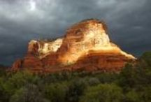 Sedona, Arizona / My adopted hometown, the setting for several of my books, and one of the most beautiful, magical places in the world!