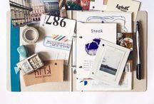 Go traveling... / Organize