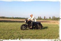 Motocicletas / by Caballerocrvzado®