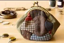 Bags, Purses, Pouches, Cosmetic Bags / from Fibergraph Studio.