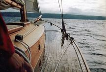 Call of the Sea / Sailing, yachts, gullets.... Lazy days on the sea!